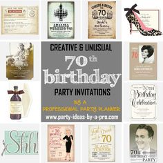 Birthday Invitation Ideas Unique the Best Birthday Invitations—by A Professional Party Planner Glitter Birthday Parties, Birthday Bbq, 70th Birthday Parties, 1st Boy Birthday, Birthday Cupcakes, Spa Party Invitations, Star Wars Invitations, Birthday Party Invitation Wording, Invitation Ideas