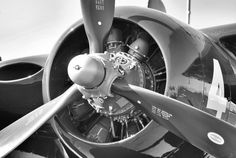 Tigercat Engine Aviation Photography Fine Art Photo. $17.00, via Etsy.