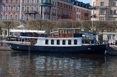 houseboat Stockholm