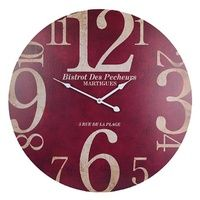 Mixed Numbers Wall Clock $79.95