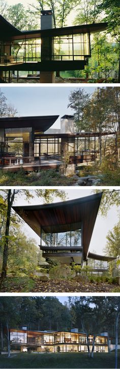 Blue Ridge / Voorsanger Architects / Charlottesville, Virginia, USA