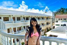 Overlooking Balcony with my lovely soulmate/model ;) Real Maris Resort & Hotel in Malay, Aklan Hotels And Resorts, Travel Photos, Balcony, Bikinis, Swimwear, Model, Bathing Suits, Swimsuits, Bikini