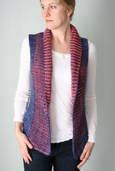 NobleKnits.com - The Yarniad Pommier Brioche Vest Knitting Pattern, $7.95 (http://www.nobleknits.com/the-yarniad-pommier-brioche-vest-knitting-pattern/)
