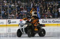 Ranking the NHL's Mascots | SI.com