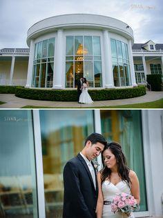 Orlando Wedding Photographer | Lake Mary Events Center | Sivan Photography | Bride and Groom Photos