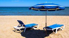 Canet Beach ... Summer has arrived.  Taken June 2013