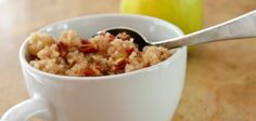 Cinnamon & Apple Quinoa