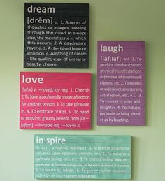 .Cheap plaques from walmart 1.00/ea and chalkboard paint for teen craft night