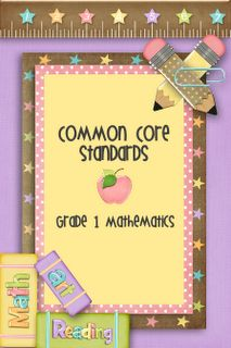 Mrs. Kincaid's First Grade: Search results for common core