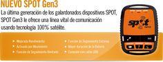 spot Tesacom distribuye dispositivos de comunicación satelital para montañistas