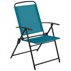 Safarica Avila campingstoel storm blauw