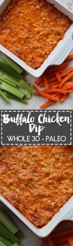 I don't know about you, but it seems like my weekends revolve around football and tailgating food. Just one problem, we're in the midst of the September Whole 30 and Whole 30 approved foods always seem to be lacking at the football watching parties. This past weekend, I cooked up a Buffalo Chicken Dip to …