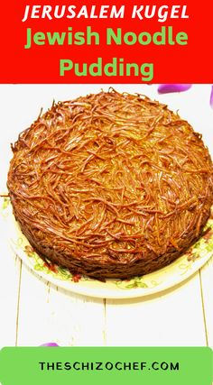 This noodle kugel is a little sweet and a little spicy cooked with black pepper and a light caramel #noodlepudding #kugel #kosher #parve #jewishrecipes #kosherrecipes #jewishfood #noodles Best Vegetarian Recipes, Vegetarian Entrees, Easy Dinner Recipes, Easy Recipes, Easy Meals, Black Food, Kosher Recipes, Jewish Recipes, World Recipes