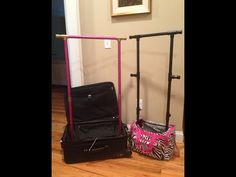 Glam Racks are simple in design and allow you to have a travel size folding garment rack inside of any bag (with a flat bottom) or suitcase you choose. Resin Patio Furniture, Asian Furniture, Dance Moms, Dance Recital, American Interior, Garment Racks, Dance Costumes, Travel Size Products, Room Decor