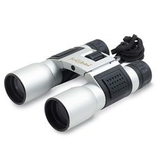 Binoculars with rubber grips and nylon cord. Included 600D polyester pouch.    Call Us for More Details: 0845 402 2020