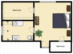 Master Bathroom Floor Plans Walk In Shower Here Is The Plan I Ve