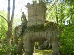 Bomarzo - Northern Italy