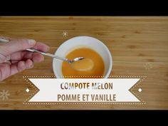 Cette recette de compote melon pomme et vanille pour bébé est assez originale et bébé l'a adorée alors je la partage avec grand plaisir !