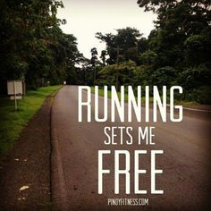 What does running do for you?