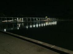 Parque Maeda pesca Noturna