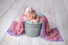 Idaho Falls, ID Newborn Infant Baby Studio Photographer ~ Caralee Case Photography