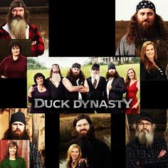 Duck Dynasty .  I'm not a reality TV show person and I had not ever watched this show until recently.  Now I'm hooked!  So funny and such good, clean entertainment.  These folks are as 'classy' as you can get in my book!!