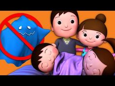 Five Strict Moms Nursery Rhyme And Kids Song For Children