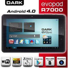 Dark EvoPad R7000 Android 4.0 İşletim Sistemli Tablet Bilgisayar