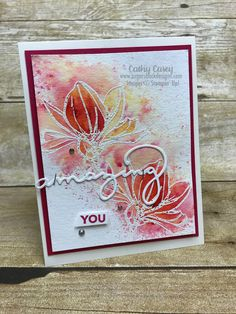 Remarkable You Stampin' Up