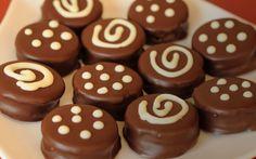 Alfajores de chocolate 5