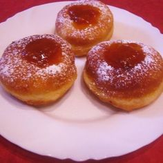 Fánk kicsit másképp Recept képpel - Mindmegette.hu - Receptek Doughnut, Donuts, Desserts, Cakes, Food, Hungarian Recipes, Frost Donuts, Tailgate Desserts, Deserts