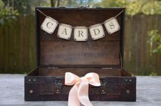 The perfect spot to drop off 80th birthday cards. See more card and party ideas at one-stop-party-ideas.com.