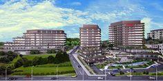 RönesansBiz Küçükyalı ofis alanlarının 35 bin metrekaresi JLL Türkiye danışmanlığı ile Turkcell'e ve 11 bin metrekaresi de Bosch'a kiralandı...