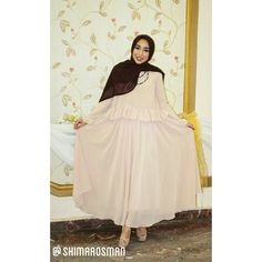 #hijabi #muslim #fashion #style #chiffon #outfit #chic #elegant #unique #design #designer #simple