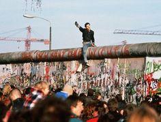 Google célèbre la chute du mur de #Berlin