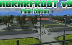 Agrarfrost Final Edition v 10.2 fix MR per Farming simulator 2013