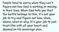 Your Heart, Christianity, No Worries, Told You So, Positivity, Faith, God, How To Plan, Scriptures