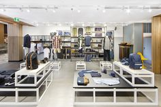 Mr Simple store by Prospace Design Studios, Brisbane   Australia fashion