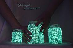 Glühwürmchenglas