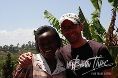 Bean There Coffee Company allows its consumers to travel to the African fields where the beans are harvested from.