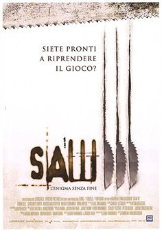 saw 3 movie poster - Google Search