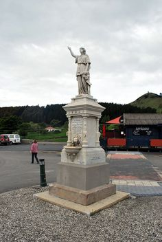 Palmerston NZ Boer War Memorial - New Zealanders - Wikipedia, the free encyclopedia First World, World War, Statue Of Liberty, New Zealand, Military, Australia, Culture, Africans, Memories