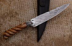 スパナにレンチにチェーンまで!意外な金属を加工して作ったナイフがかなりの格好よさで欲しくなる:小太郎ぶろぐ