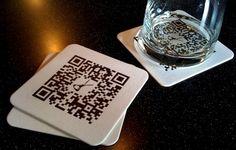 Quand le cocktail se sirote en QR code   QRdressCode   Scoop.it