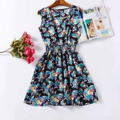 Summer and Beach  Women fashion Dress