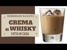 CREMA DI WHISKY FATTA IN CASA DA BENEDETTA - Homemade Baileys Whisky Cream - YouTube