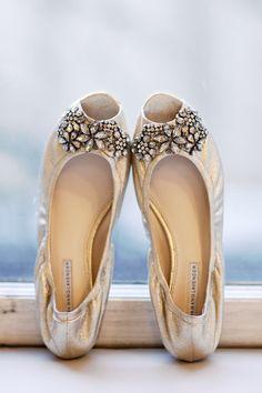 @Jenna Reed Wedding flats!