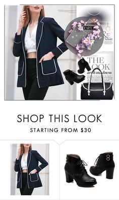 """""""ZAFUL"""" by rilner ❤ liked on Polyvore featuring ASOS"""