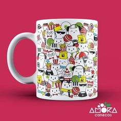 O dia das crianças já passou, mas ainda dá pra se divertir durante o café com essa canequinha de gatíneos. 😻 ☕️ #whereiswally #ondeestawally #gatineo #caneca #muglovers #amoracanecas #catlover #amocanecas #canecalinda #cafe #coffeetime #amocanecas