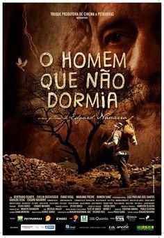 O Filme Brasileiro O Homem Que Não Dormia estreia dia 27 de Abril
